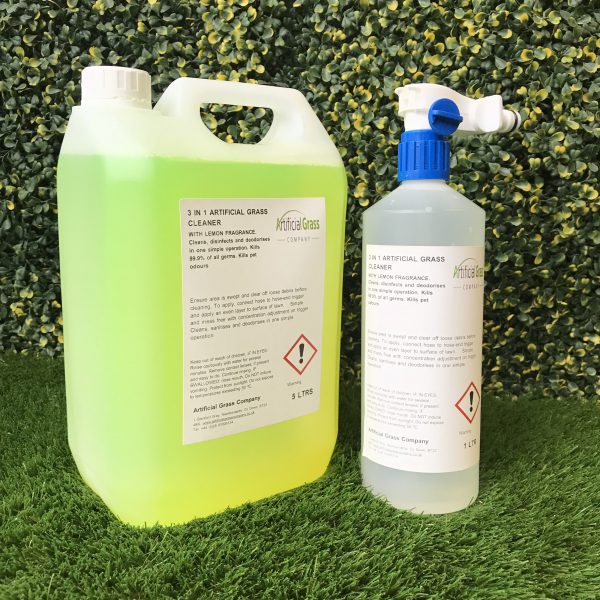 3in1 Artificial Grass Cleaning Kit